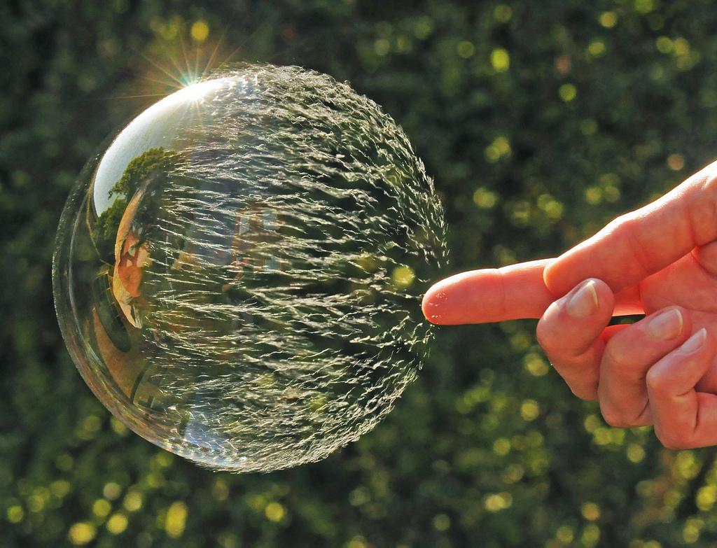Outside the Bubble