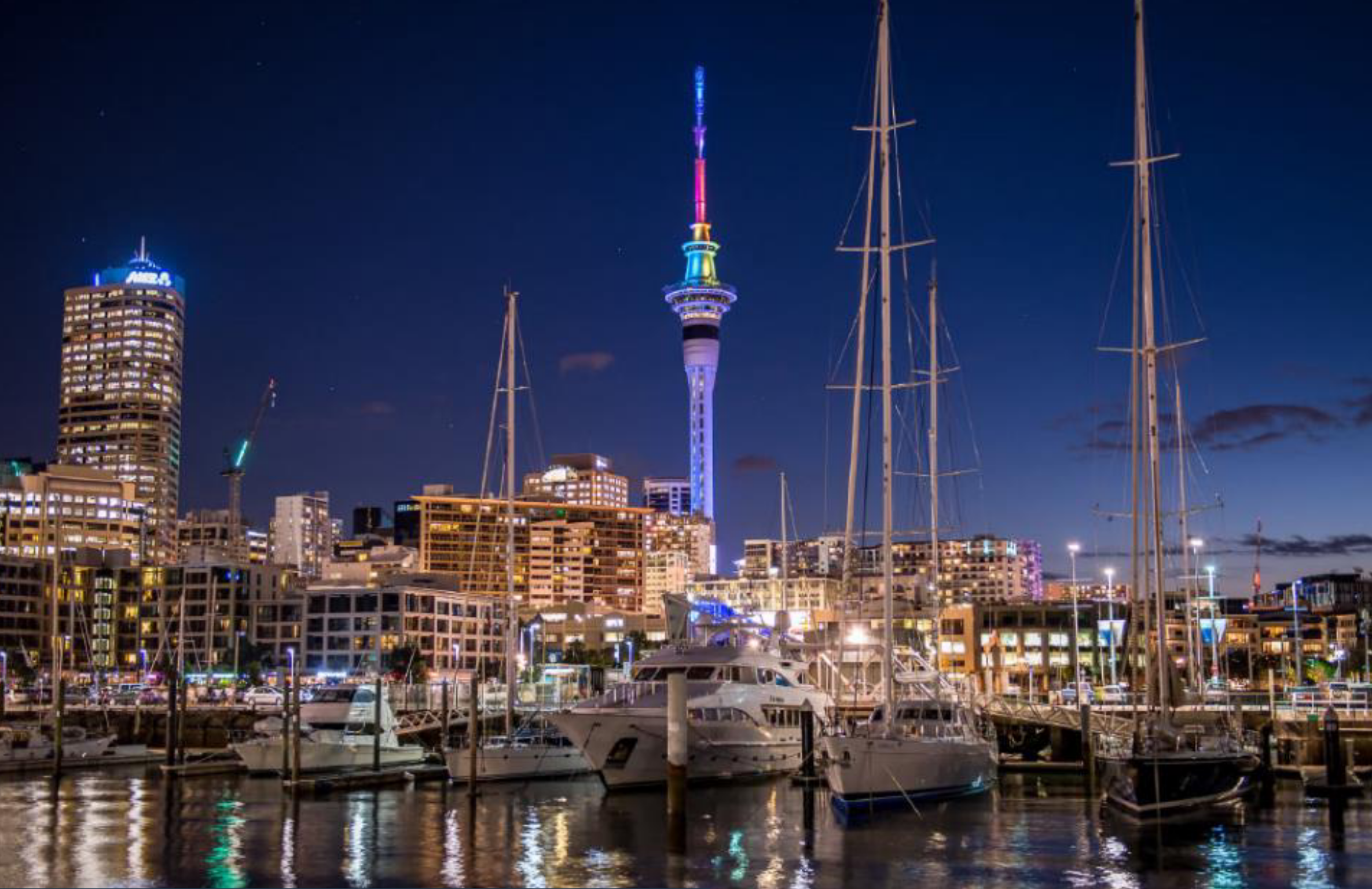 Sentiment Analysis: Auckland Brand