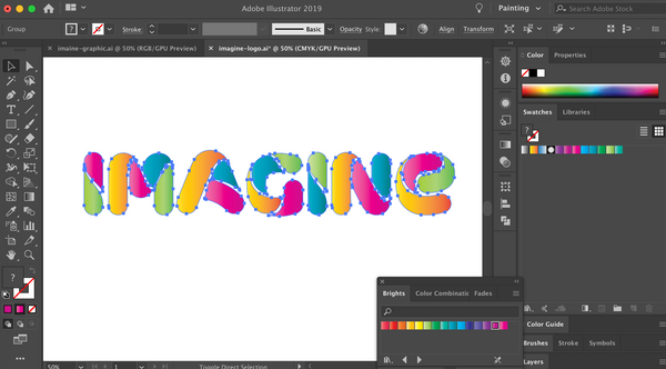 New Logo Design: Imagine